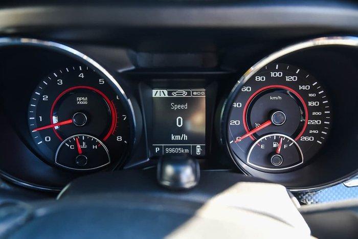2013 Holden Ute SS VF MY14 White