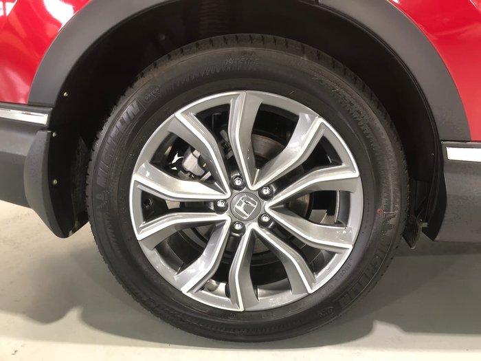 2020 Honda CR-V VTi L AWD RW MY21 AWD Red