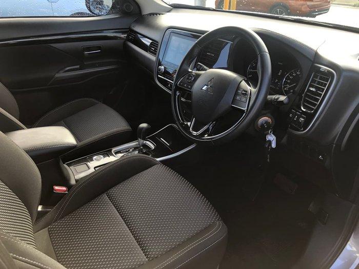 2020 Mitsubishi Outlander ES ZL MY20 Silver
