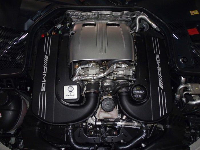 2015 Mercedes-Benz C-Class C63 AMG S W205 Obsidian Black
