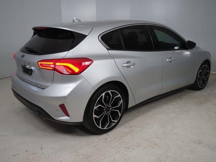 2018 Ford Focus Titanium SA MY19 Silver