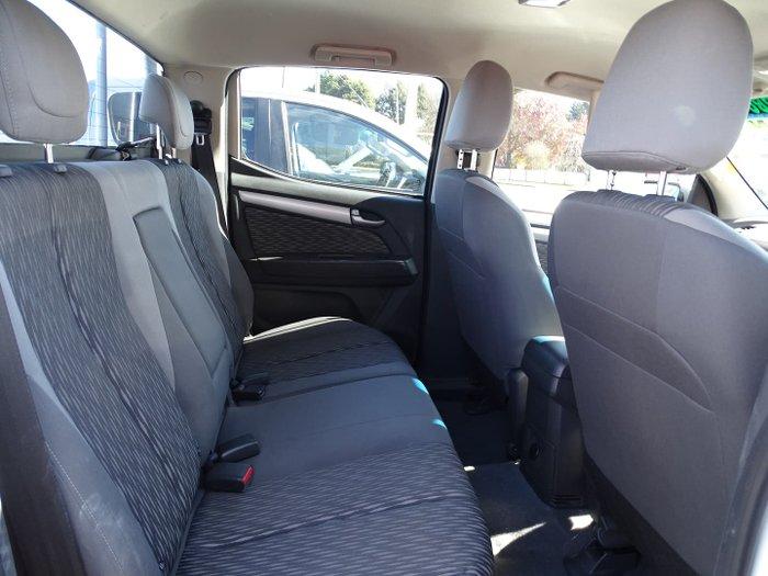 2013 Holden Colorado LT RG MY14 4X4 Dual Range Summit White
