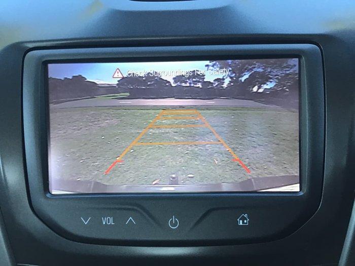 2015 Holden Colorado LS-X RG MY16 4X4 Dual Range Summit White