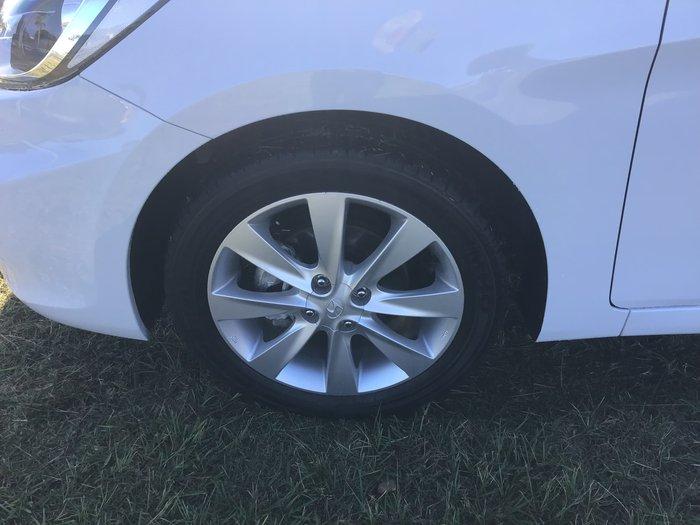 2019 Hyundai Accent Sport RB6 MY19 Chalk White