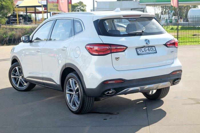 2021 MG HS Excite SAS23 MY21 White