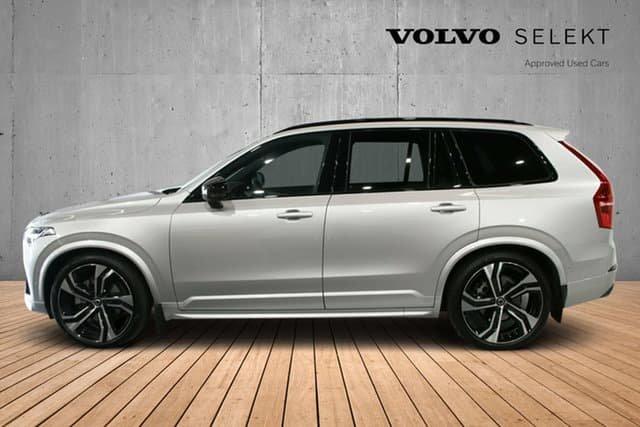 2020 Volvo XC90 T6 R-Design MY21 AWD Bright Silver