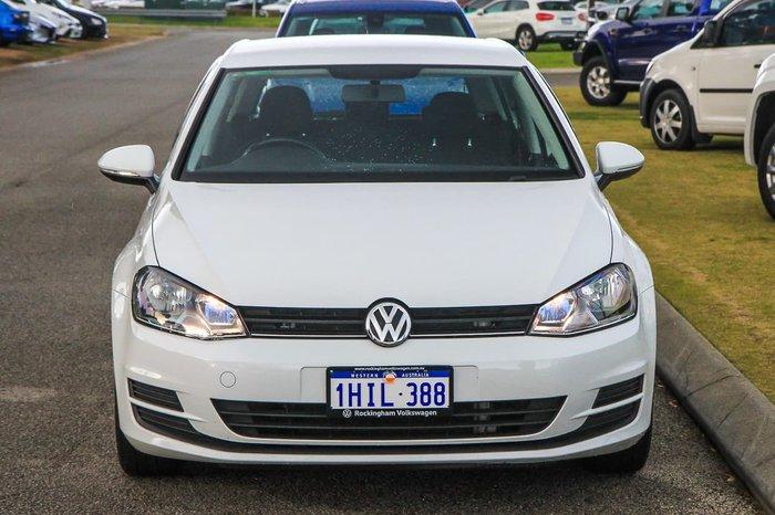 2017 Volkswagen Golf 92TSI 7 MY17 White