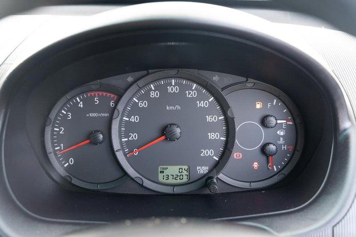 2011 Mitsubishi Triton GL-R MN MY11 4X4 Dual Range White
