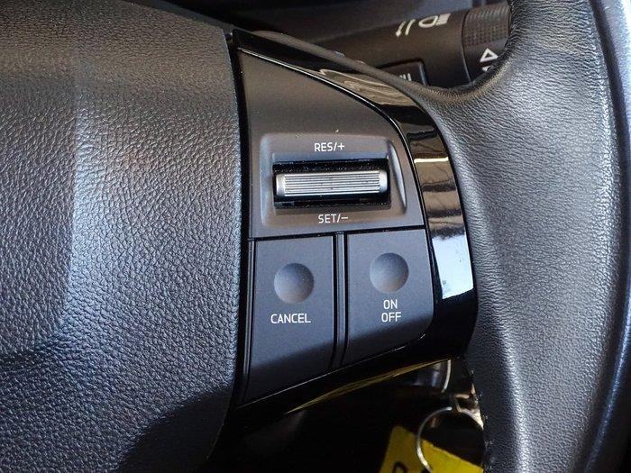 2015 Holden Colorado LTZ RG MY15 4X4 Dual Range Satin Steel Grey