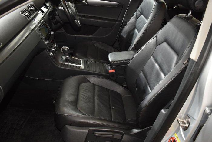 2014 Volkswagen Passat 118TSI Type 3C MY15 Reflex Silver