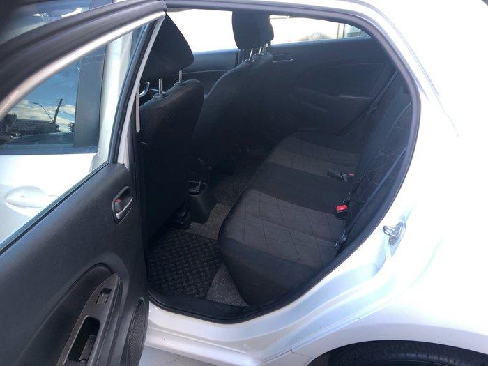 2013 Mazda 2 Maxx DE Series 2 MY13 Crystal White Pearl
