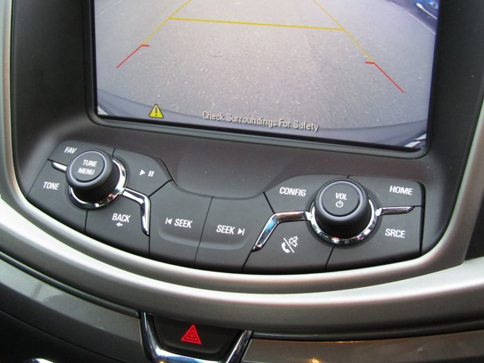 2017 Holden Commodore Evoke VF Series II MY17 Son of a Gun Grey
