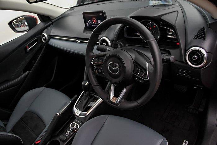 2020 Mazda 2 G15 GT DL Series Soul Red Crystal