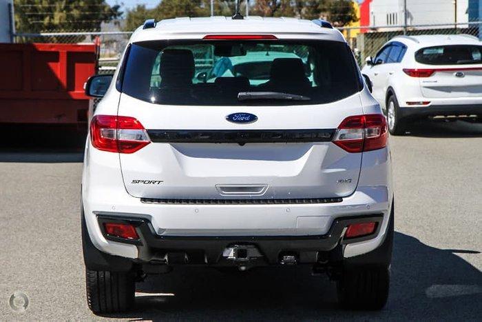 2021 Ford Everest Sport UA II Arctic White