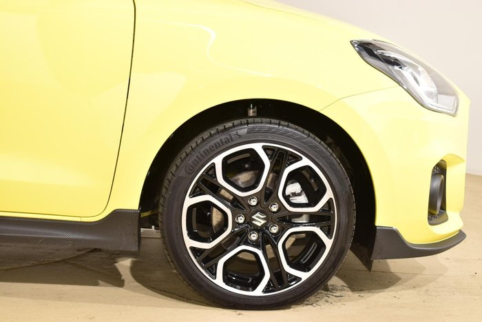 2018 Suzuki Swift Sport AZ Champion Yellow