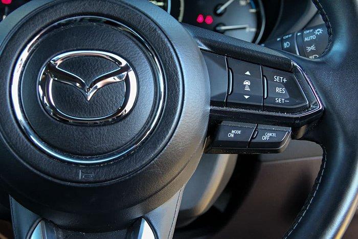 2020 Mazda CX-8 Asaki KG Series AWD Titanium Flash