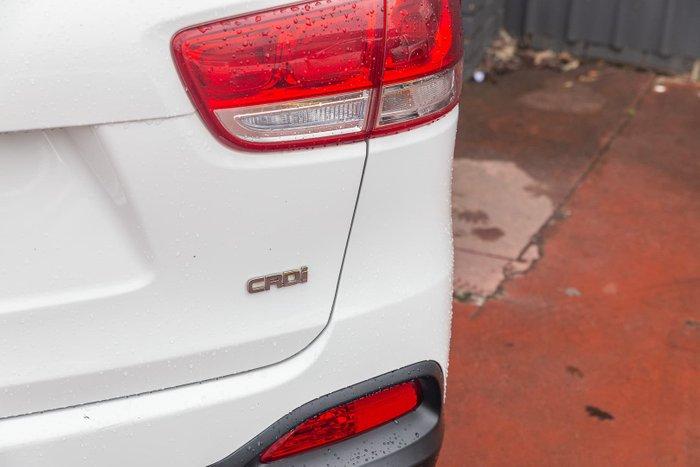 2015 Kia Sorento Si UM MY16 AWD Clear White