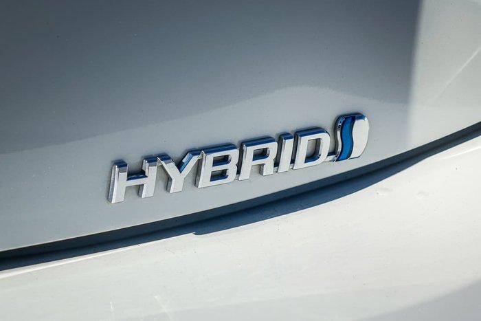 2018 Toyota Corolla Ascent Sport Hybrid ZWE211R Crystal Pearl