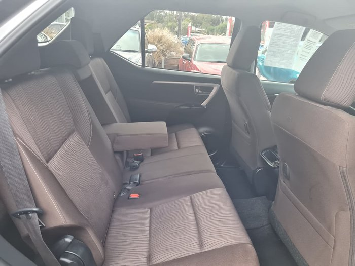 2017 Toyota Fortuner GXL GUN156R 4X4 Dual Range Grey