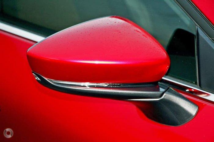 2021 Mazda 3 G20 Pure BP Series Soul Red Crystal