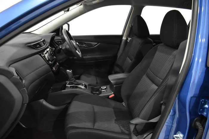 2018 Nissan X-TRAIL ST T32 Series II Marine Blue