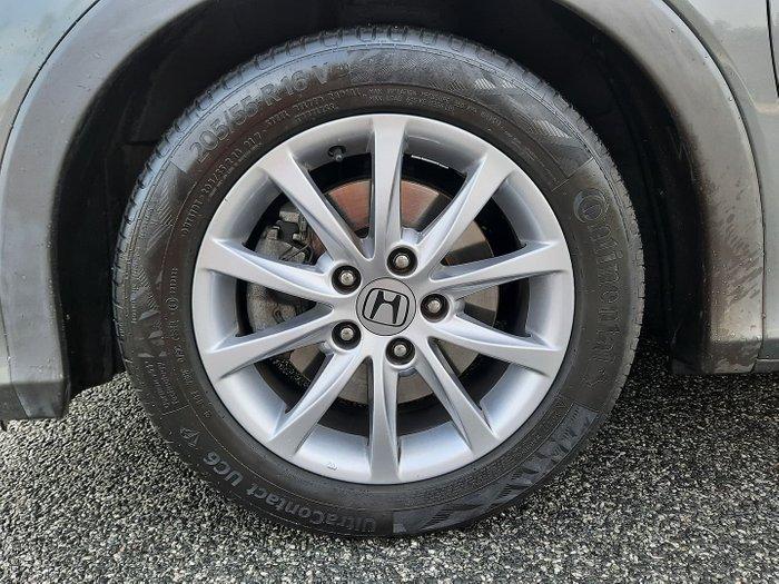 2013 Honda Civic VTi-S 9th Gen MY13 Polished Metal
