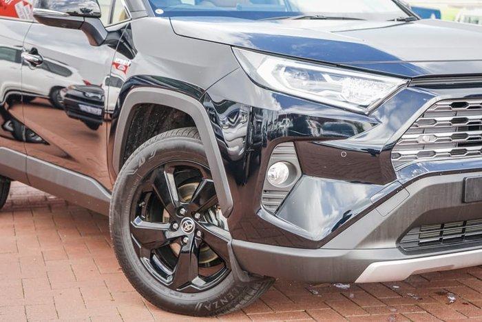 2020 Toyota RAV4 Cruiser AXAH52R Eclipse Black