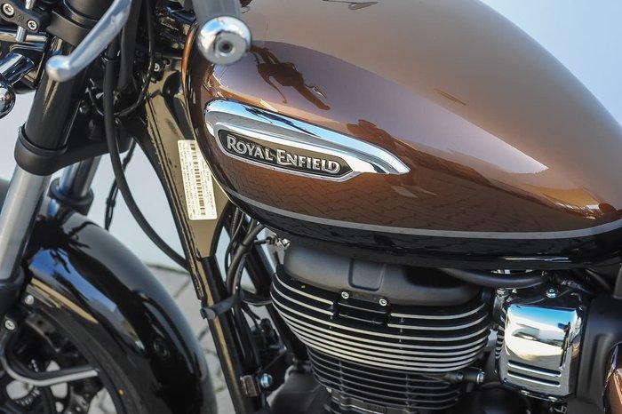 2021 ROYAL ENFIELD METEOR 350 SUPERNOVA Brown