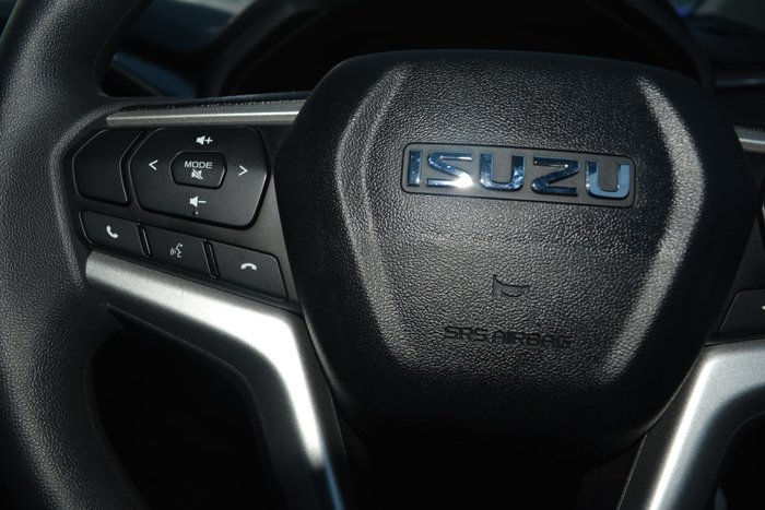 2020 Isuzu D-MAX LS-M MY21 4X4 Dual Range Mercury Silver