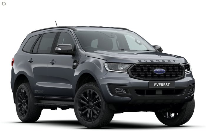2021 Ford Everest Sport UA II MY21.75 4X4 Dual Range Meteor Grey