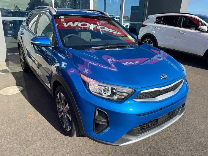 2021 Kia Stonic Sport YB MY21 Sporty Blue