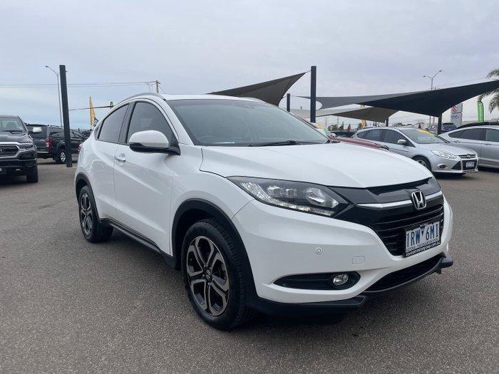 2016 Honda HR-V VTi-L MY16 White