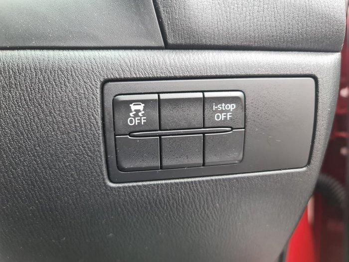 2014 Mazda 3 Touring BM Series Soul Red