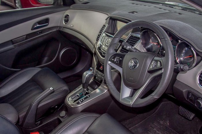 2016 Holden Cruze Z-Series JH Series II MY16 Grey