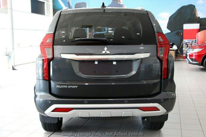 2021 Mitsubishi Pajero Sport