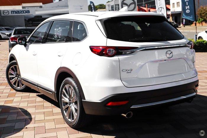 2021 Mazda CX-9 Azami LE TC AWD White