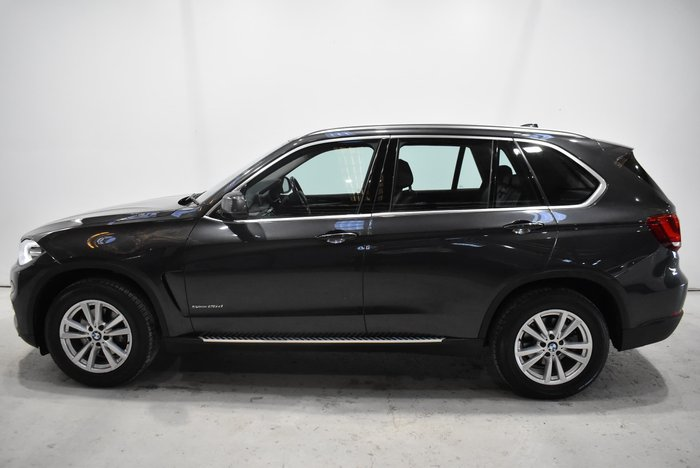 2014 BMW X5 sDrive25d F15 Black