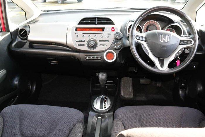 2012 Honda Jazz Vibe-S GE MY12 Milano Red
