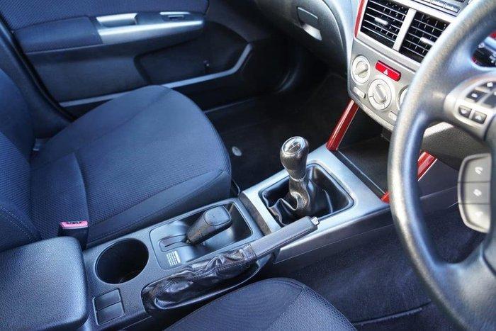 2011 Subaru Forester X S3 MY11 AWD White