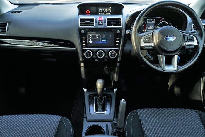 2018 Subaru Forester 2.5i-L S4 MY18 AWD BURGUNDY