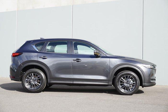 2021 Mazda CX-5 Touring KF Series AWD Machine Grey