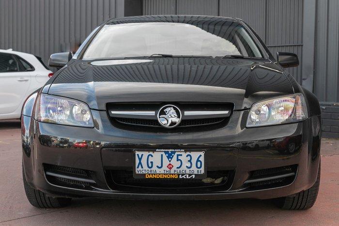 2008 Holden Commodore Omega VE MY09 Phantom Mica