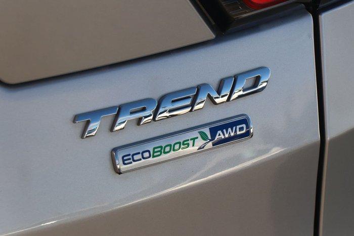 2017 Ford Escape Trend ZG AWD Moondust Silver