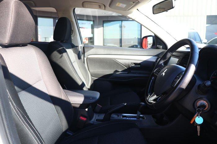 2015 Mitsubishi Outlander LS ZK MY16 White