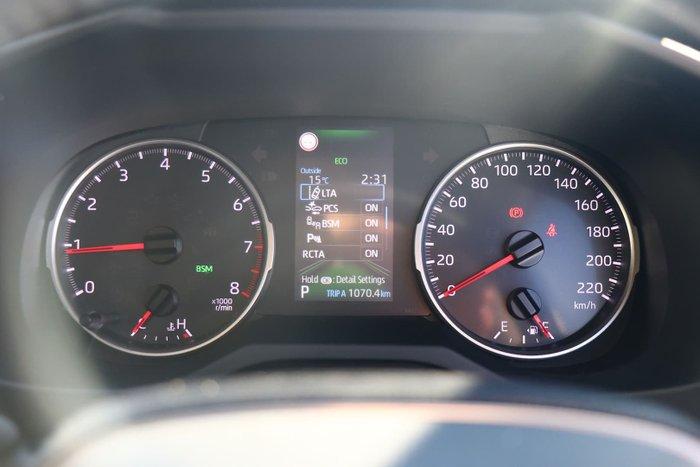 2020 Toyota RAV4 GXL MXAA52R White