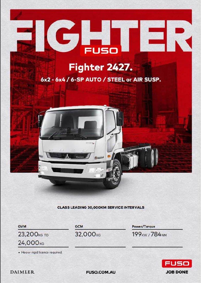 2021 FUSO FIGHTER White