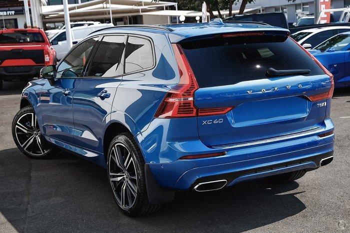 2021 Volvo XC60 T6 R-Design MY21 AWD Blue