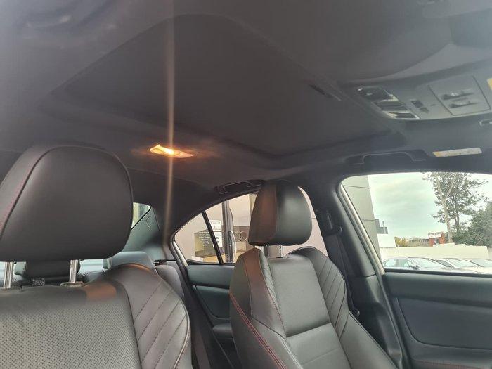 2018 Subaru WRX Premium V1 MY18 AWD White