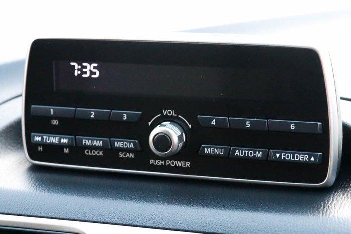 2017 Mazda 3 Neo BN Series Machine Grey