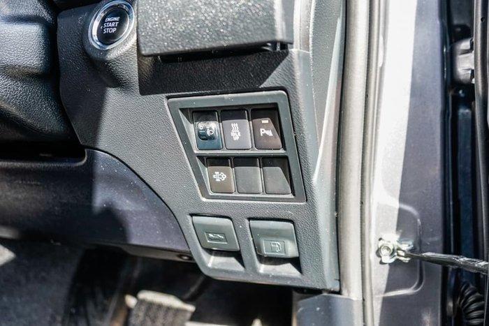 2018 Toyota Fortuner GXL GUN156R 4X4 Dual Range Graphite